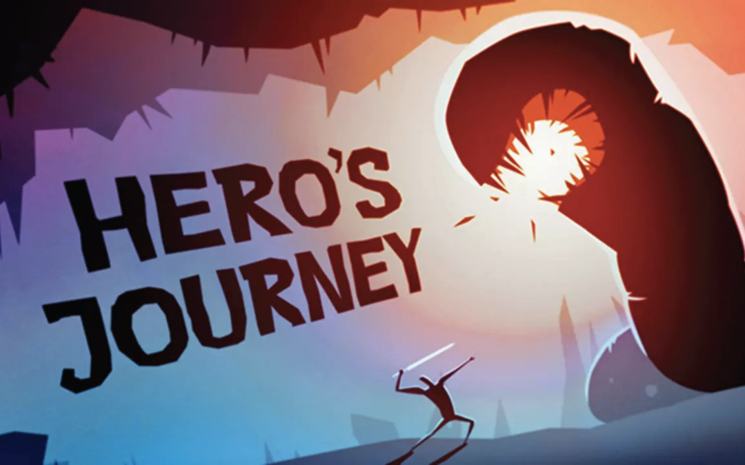 The Authentic Relating Hero's Journey