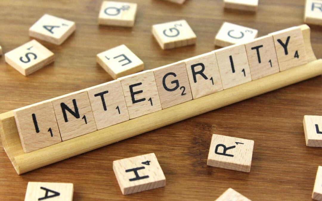 Developing Integrity as a Leader